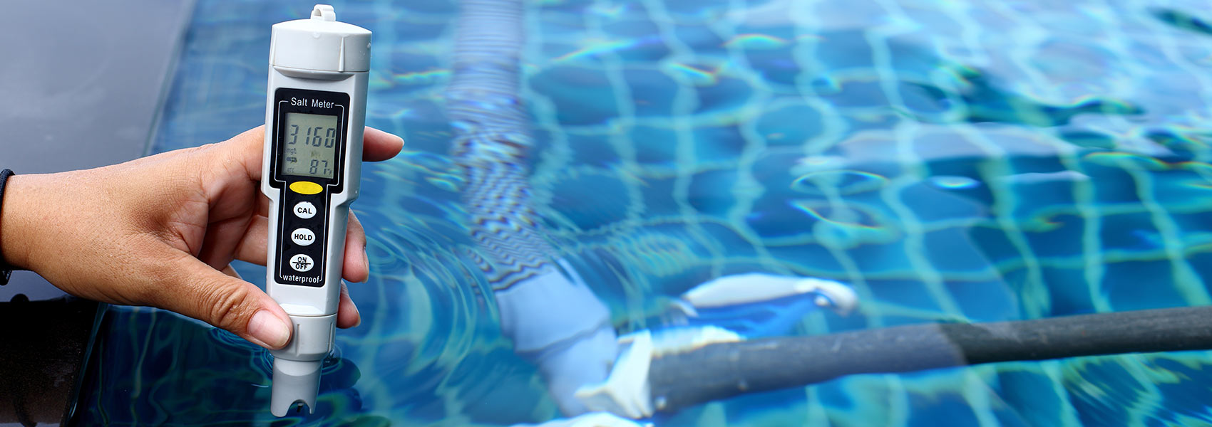swimming pool maintenance houston